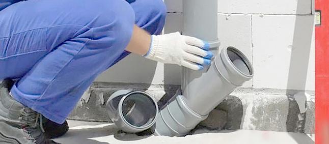 Монтаж канализации Тушинская